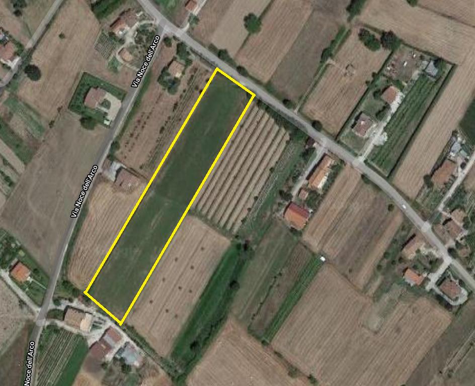 Terreno agricolo edificatorio
